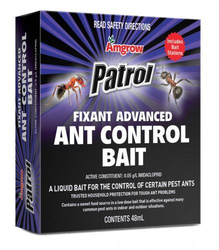82030_Amgrow Patrol Fixant Ant Control Bait_48mL