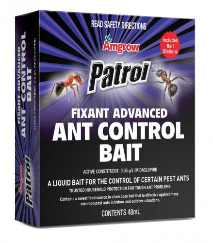 82030_Amgrow Patrol Fixant Ant Control Bait_48mL