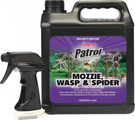 82050_Amgrow Patrol Mozzie Wasp & Spider RTU_4L