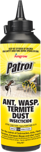82054_Amgrow Patrol Ant Wasp Termite Dust_350g