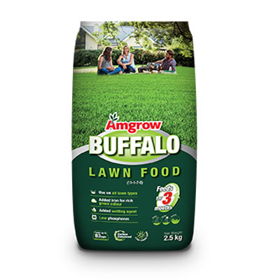 Buffalo Lawn Food Bottlegreen